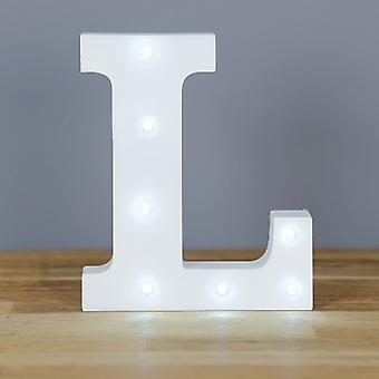 Lettre de LED - lumières Yesbox lettre L