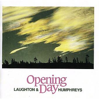 Laughton & Humphreys - Opening Day [CD] USA import