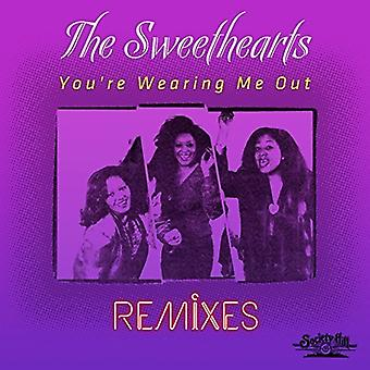 Sweethearts - je draagt Me Out - Remixes [CD] USA import