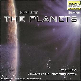 Levi/Aso - Holst : Importation USA The Planets [CD]