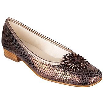 Riva Womens La Plaque Ballerina women's Shoes