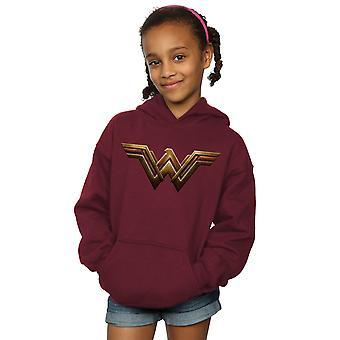 DC 漫画 女孩 正义 联盟 电影 奇迹 女人 徽章 胡迪