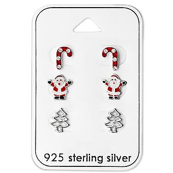Christmas - 925 Sterling Silver Sets - W28468X