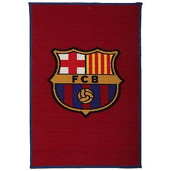 FC Barcelona Official Football Floor Rug/Mat