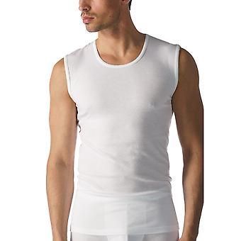 MEY 49001 muži ' s bílý bavlněný tank vesta nahoře