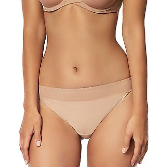 Sans Complexe 309797 Women's Essential Nude Solid Colour Panty Thong