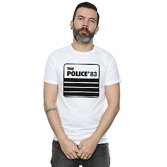 La polizia 83 Tour t-shirt