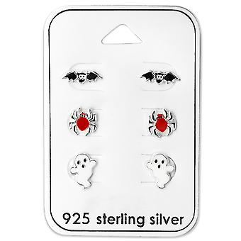 Bat - 925 Sterling Silver Sets - W28466x