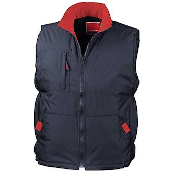 Result Mens Ripstop Windproof Sports Team Tough Versatile Bodywarmer Gilet