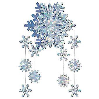 Flocon de neige 3D Mobile