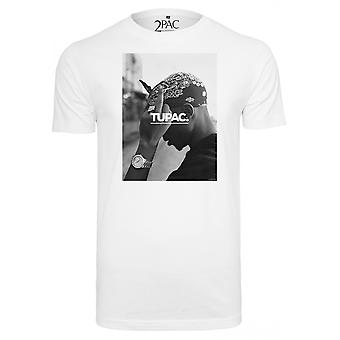 Urban classics T-Shirt 2Pac F * ck The World