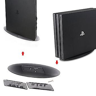 Kabalo verticale videogames Console Stand voor Sony PlayStation PS4 Pro & slanke Black (PS4 Pro / S)