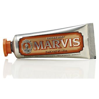 Marvis Dentifrice Menthe Gingembre - 25ml