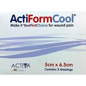 Activa Actiform Cool Dressing 5Cmx6.5Cm 5