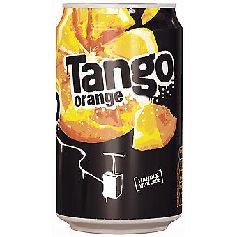 Tango Orange Cans