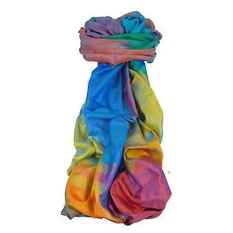 Varanasi Ekal Premium Silk lange sjaal Heritage Range Chana 8 door Pashmina & Silk