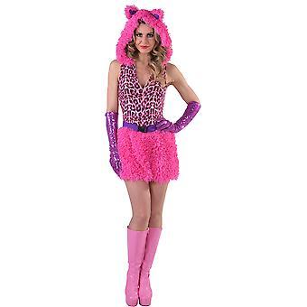 Vrouwen kostuums Kitty kostuum