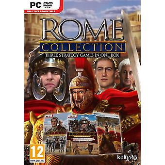 Rom Collection (PC DVD) - Ny