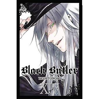 Black Butler - v. 14 by Yana Toboso - 9780316244305 Book