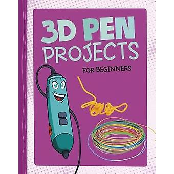 مشاريع 3D القلم للمبتدئين من تامي انز-كتاب 9781474751889