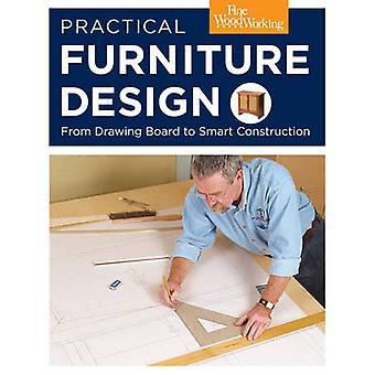 Käytännön huonekalut Design - piirustuspöydällä älykäs rakentaminen