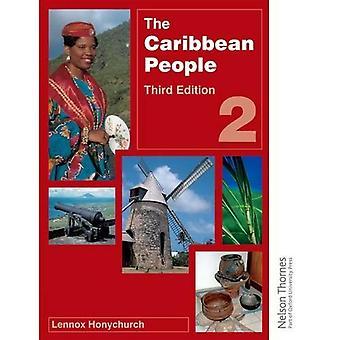 LE peuple caribéen livre 2, 3e édition: BK. 2