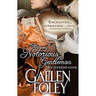 Mijn beruchte Gentleman: Nummer 6 in de serie