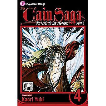 Kain Saga: Bind 4 (Kain Saga)