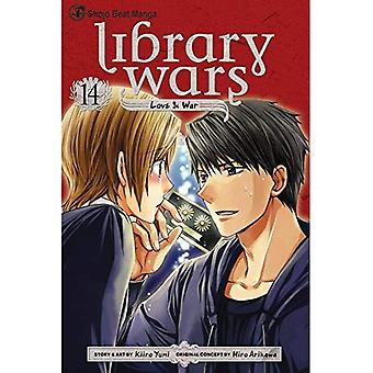 Library Wars : Amour & guerre Volume 14