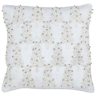 Riva Paoletti Christmas Tree Cushion Cover