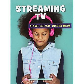 Diffusion TV (bibliothèque de compétences du XXIe siècle: citoyens du monde: les médias modernes)