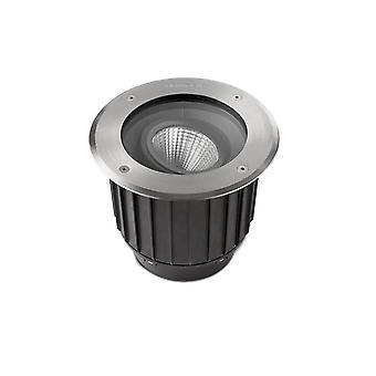 Gea 125 johti upotettu lattian valon - LED-C4 55-9906-CA-CL