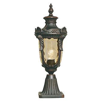 Philadelphia voetstuk lantaarn Medium - Elstead verlichting