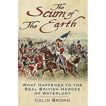 'A escória da terra': o que aconteceu com os heróis Real britânicos de Waterloo?