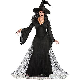 Black Witch Adult Costume - 20076
