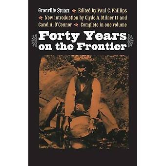Fyrtio år på gränsen av Stuart & Granville