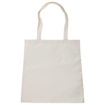BagBase sublimación Shopper bolsa (10 litros) (paquete de 2)