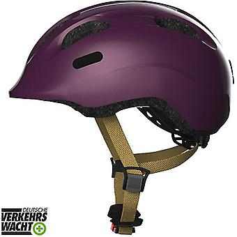 Abus smiley 2.0 Royal children's bicycle helmet / / royal purple
