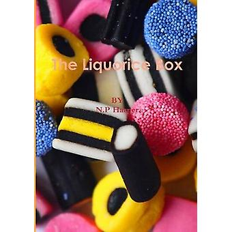 The Liquorice Box by NP Harper - 9781291642797 Book