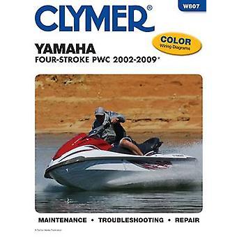 Clymer Yamaha Four Stroke Pwc 2002-2009* (Clymer Motorcycle Repair) b