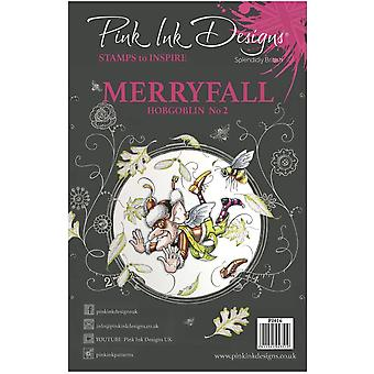 Pink Ink Designs Merryfall Hobgoblin No2 13 Clear Stamps