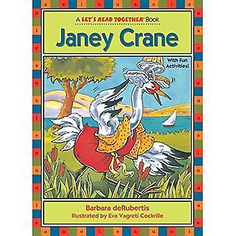 Janey Crane (Let's Read Together)