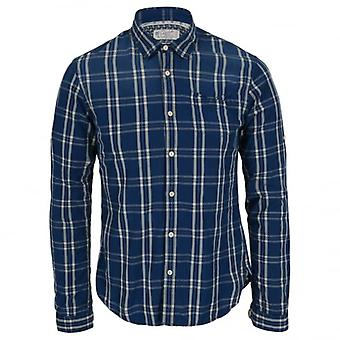 Scotch & Soda Window Check Shirt, Dessin B