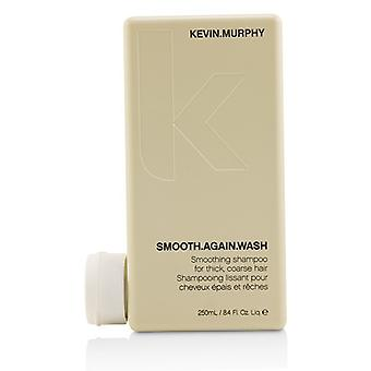 Kevin Murphy Smooth.Again.Wash (Smoothing Shampoo - For Thick, Coarse Hair) 250ml/8.4oz