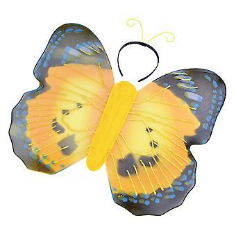 Bristol Novelty Adults Unisex Butterfly Kit