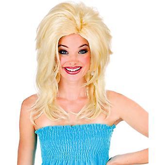 Μεσοδυτικά μαμά ξανθιά περούκα για τις γυναίκες