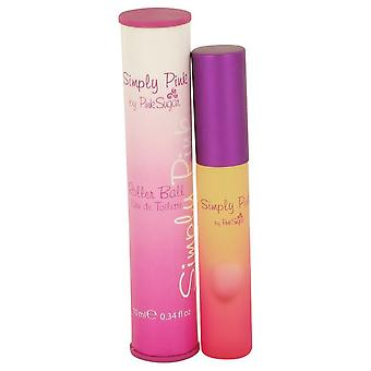 Simply pink mini edt roller ball pen by aquolina   538494 10 ml