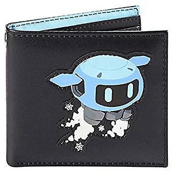 Wallet - Overwatch - Mei Pu Bi-Fold New j8625