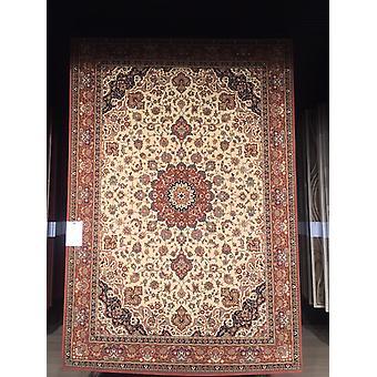 Kasbah Russet 12217-471 nuances d'ivoire, beige roux et Rectangle Tapis Tapis traditionnel