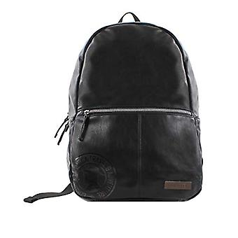 Coronel Tapiocca Classic - Men's Backpack - (Black) - 15x30x43 centimeters (W x H x L)